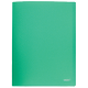 Папка с 20 вкладышами Attaсhe зеленая, 0,5мм