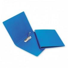 Папка с прижимом Bantex синий