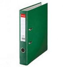 Папка регистратор Esselte Econ  5 см, зеленая