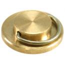 Печать металлическая (диаметр 24мм, латунь)