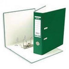 Папка регистратор Bantex Economy 70 мм, зеленый