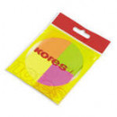 Блок бумажный для записей Kores  40*50 4 цв.