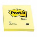 Блок самокл 3М Post-it 76*76 Post-it  желтая 100 л