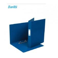 Папка на 2-х кольцах Bantex 35мм темно-синяя