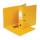 Папка регистратор Bantex 70мм, желтая