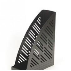 Вертикальный накопитель 85 мм Attache, черный 4 шт/упак