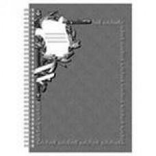 Тетрадь А-4 48 лист Графо, клетка , на спирали