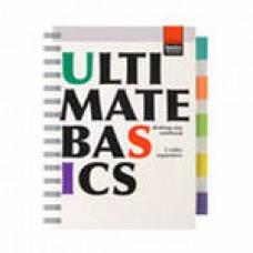 Бизнес-тетрадь Ultimate basics  А-4, клетка, 150 листов, гребень