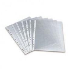 Папка Файл-вкладыш А-4 30 мкм прозрачный гладкий, 100шт/упак