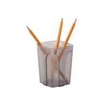 Подставка для ручек  Attache City,цвет тонированный