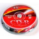 Диск CD-R на шпинделе  10 шт (VS)