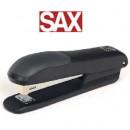 Степлер SAX 49 24/6 на 25лист. черный