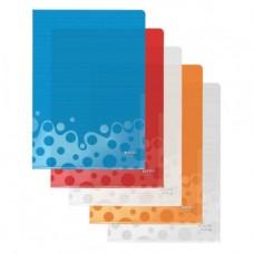 Папка-уголок Leitz Bebop набор из 5-ти цветов