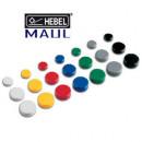 Магнитные держатели Hebel 30мм цвет ассортимент