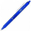 Ручка гелевая  Pilot BLRT-FR7 Frixion Clicker автомат синий стир