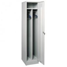 Шкаф для одежды металлический ШРМ21;Ш400*Г500*В1860 мм; 50 кг