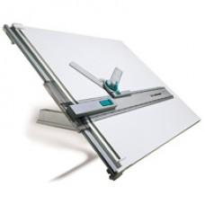 Доска чертежная Profi Plus c треугольником,А2 60*70мм