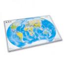 Настольная подкладка Карта мира