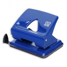 Дырокол 30 листов SAX 406 синий