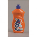 Средство для посуды AOS 450 мл (отдушки в ассортименте)
