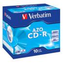 Диск CD-R для однократной записи TDK/VERB