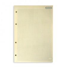 Сменный блок для тетрадей А-5 Attache желт.