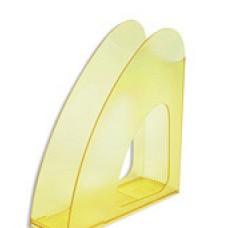 Вертикальный накопитель HAN Twin, прозрачно/желтый