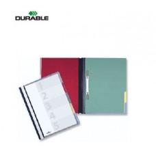 Папка-скоросшиватель Durable DivisoFlex