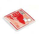 Конверт для CD бумажный .(25шт)