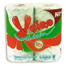 Бумага туалетная Viero  4 шт/упак