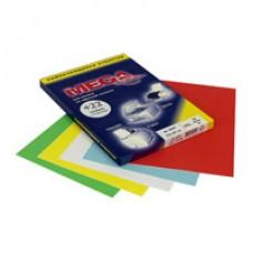Самоклеющиеся этикетки 210*297  А-4 (100листов) белая