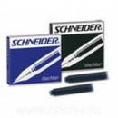 Чернильные картриджи Schneider для перьевых ручек (синий 6шт./уп
