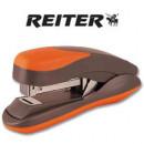 Степлер Reiter PS-273F 24/6 серо-рыжий
