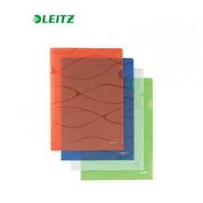 Папка-уголок Leitz Vivanto набор 5шт/упак