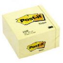 Блок самокл 3М Post-it 76*76 450 листов желтый