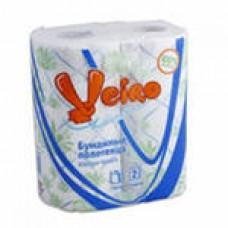 Бумага туалетная Viero 2-х сл. белая/гол. тисн 4 шт/упак